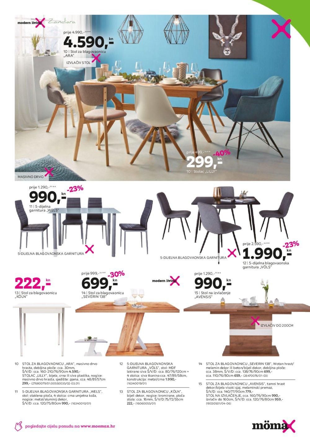 Momax katalog Kuhinje po mjeri 14.07.-03.08.2020.