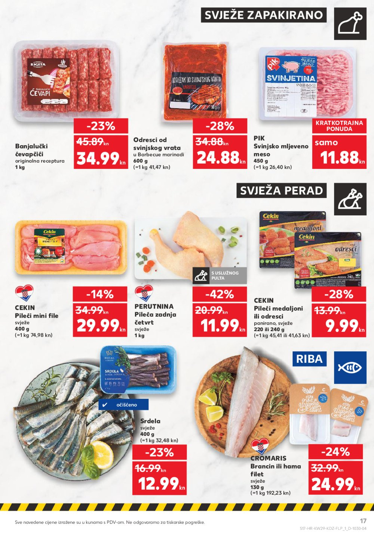 Kaufland katalog Akcija 16.07.2020.-22.07.2020.