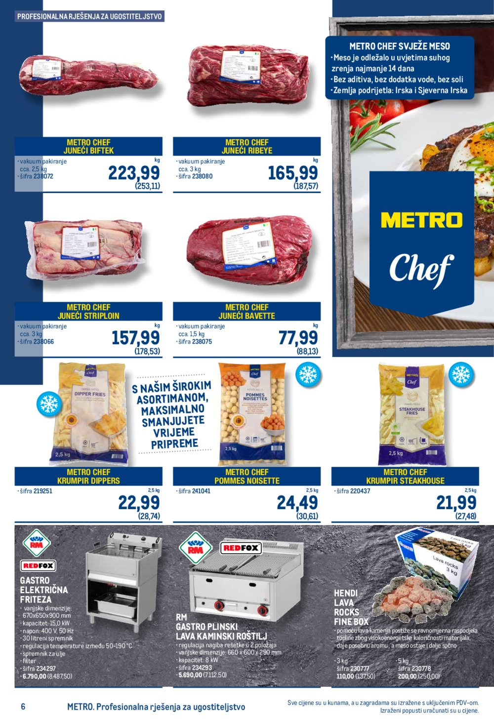 Metro katalog Ugostitelji 23.07.-05.08.2020.