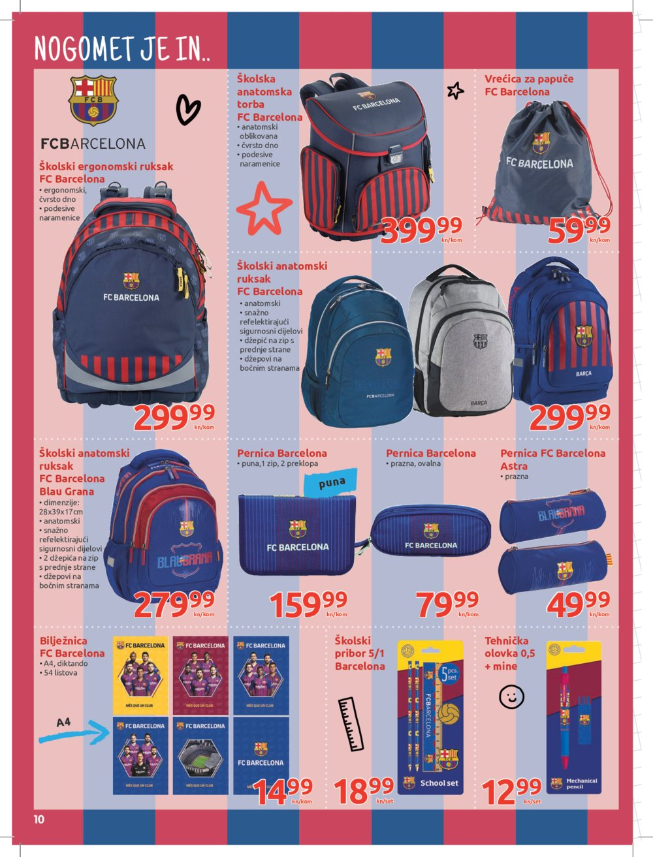 Interspar katalog Sve za školu 29.07.-11.09.2020.