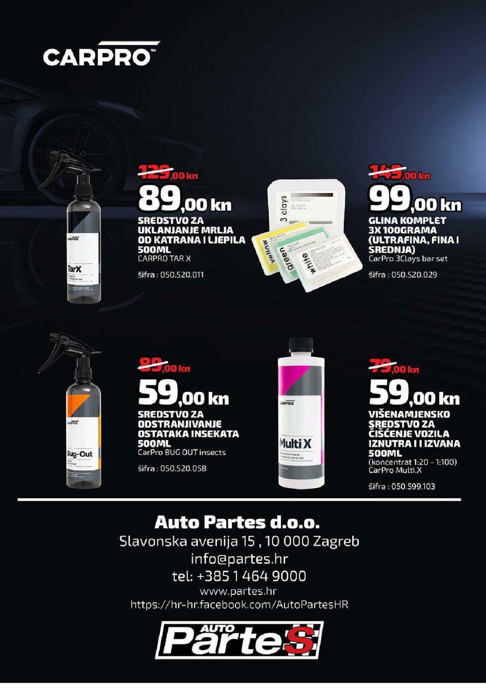 Auto Partes katalog Akcija 01.09.-30.09.2020.