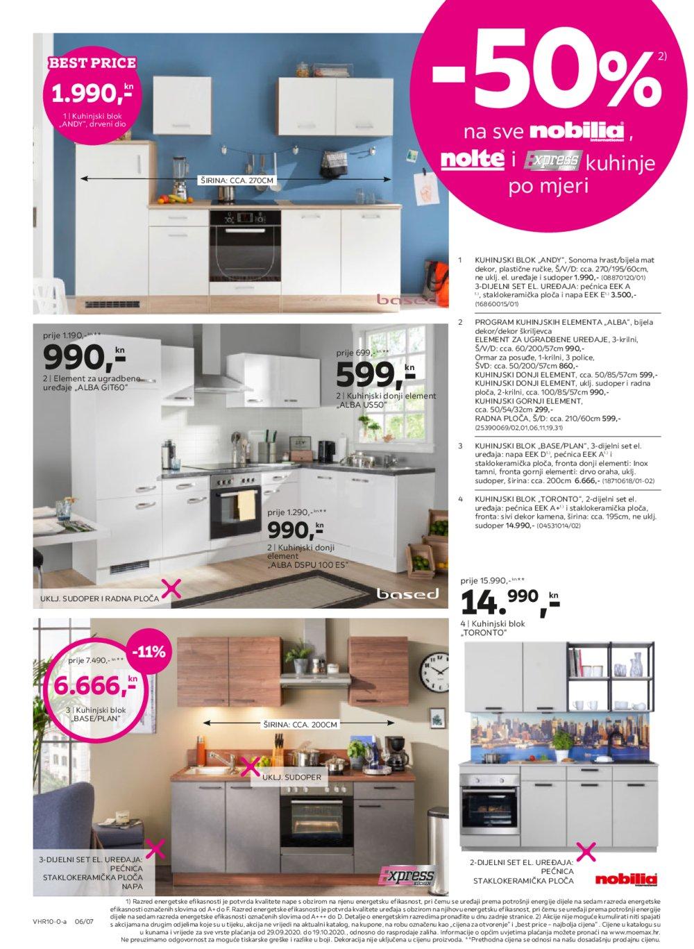 Momax katalog Akcija 29.09.-19.10.2020.