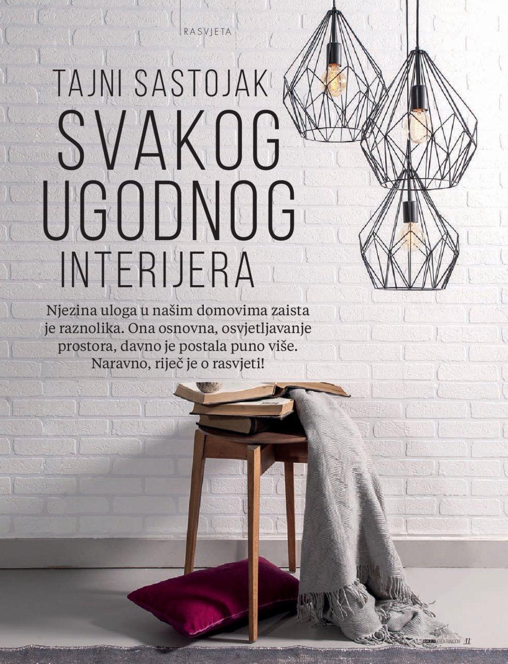 Lesnina katalog Kreativni dom 21.10.-01.04.2021.