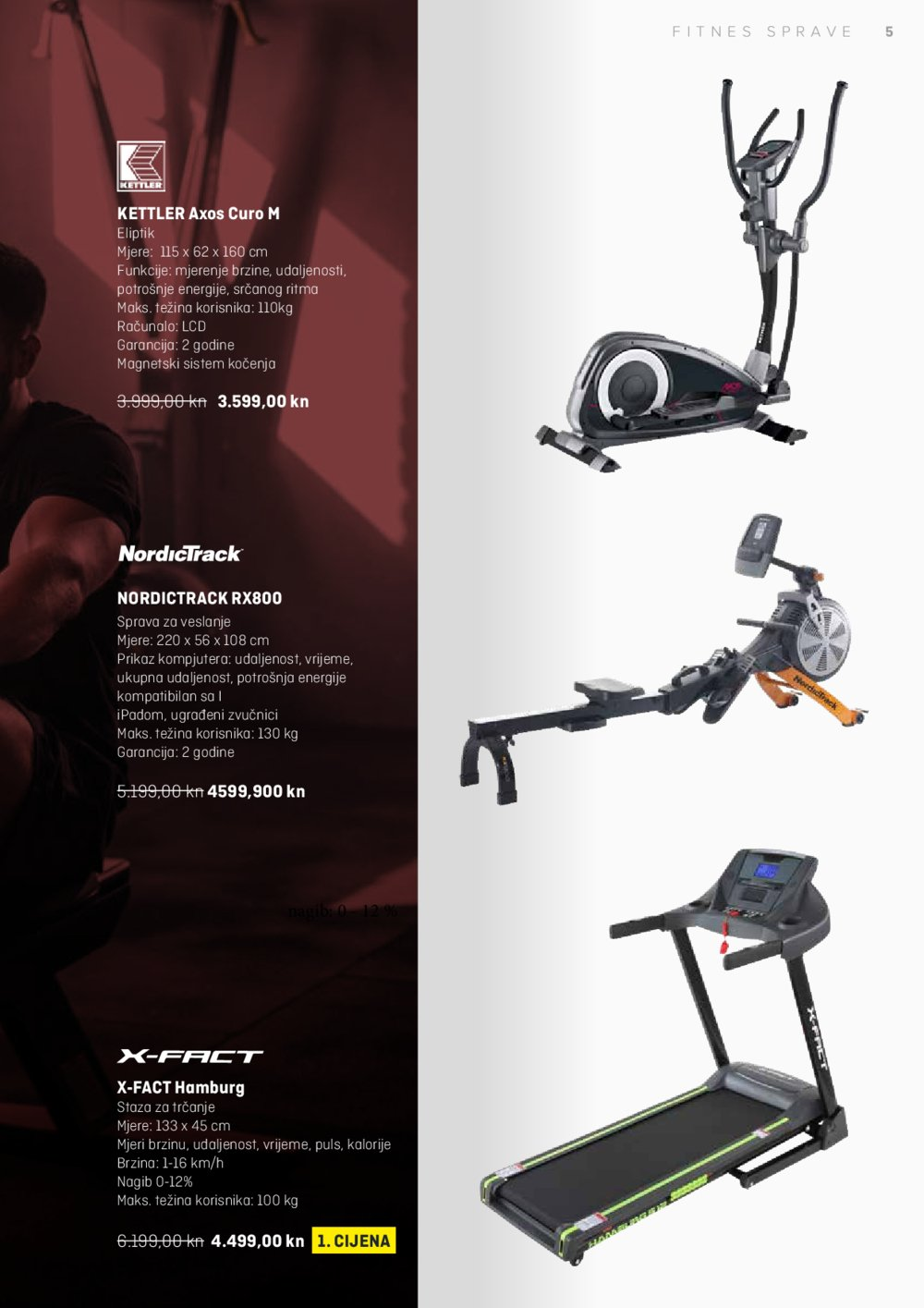 Hervis Fitness letak Akcija 10.11.-22.11.2020.