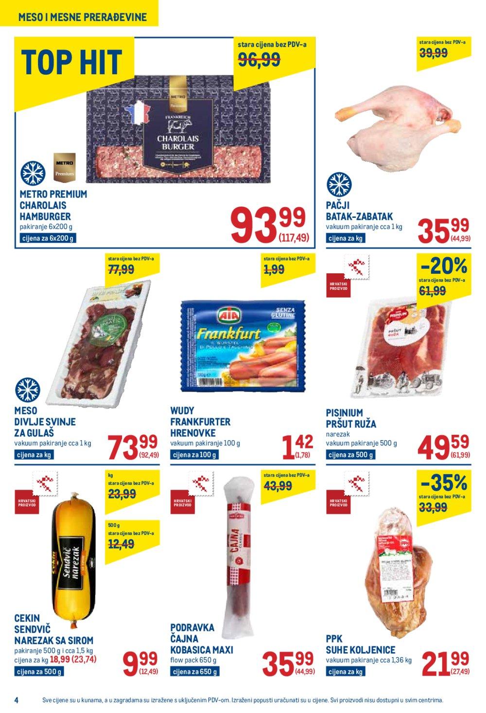 Metro katalog Prehrana 12.11.-25.11.2020.