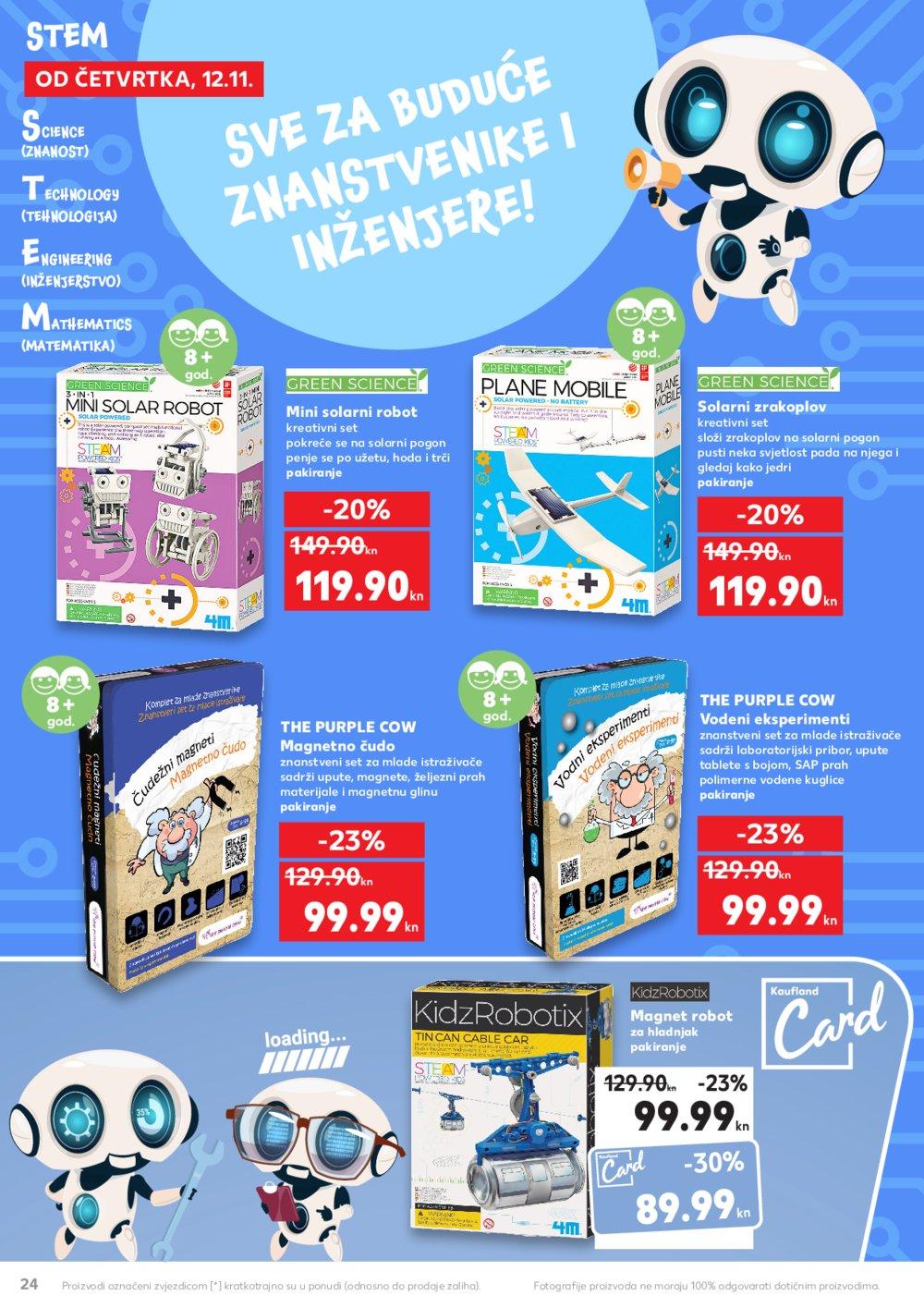 Kaufland katalog Igračke 12.11.-26.12.2020.