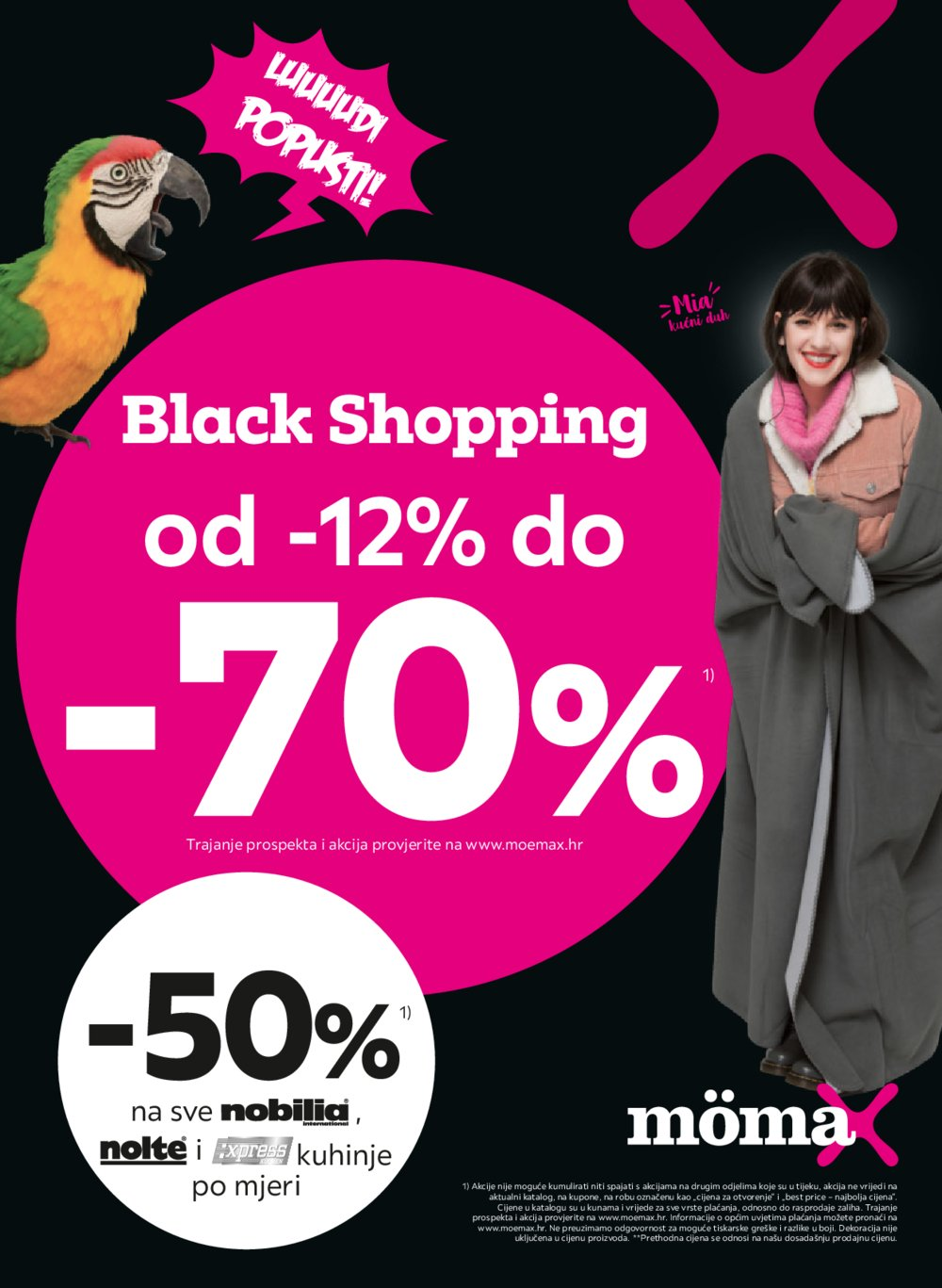 Momax katalog Black shopping 19.11.-30.11.2020.