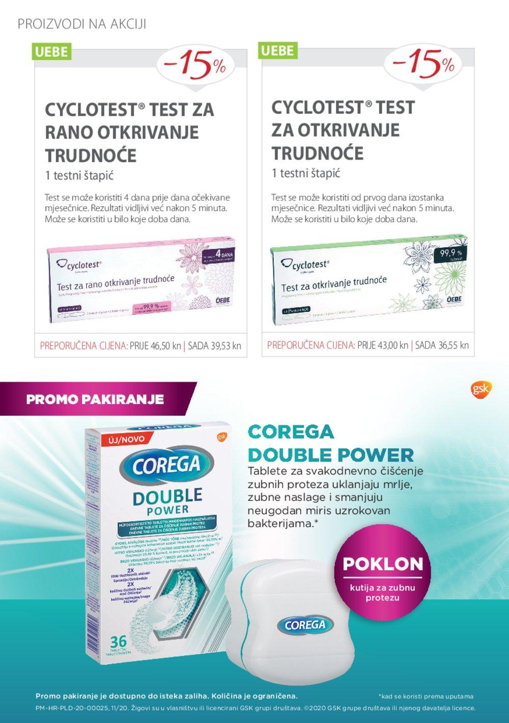 Zdravlje Plus katalog Prosinac/Siječanj 01.12.2020.-31.01.2021.