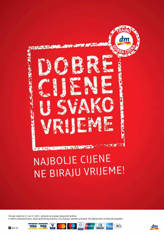 dm katalog Siječanj 02.01.-15.01.2021.