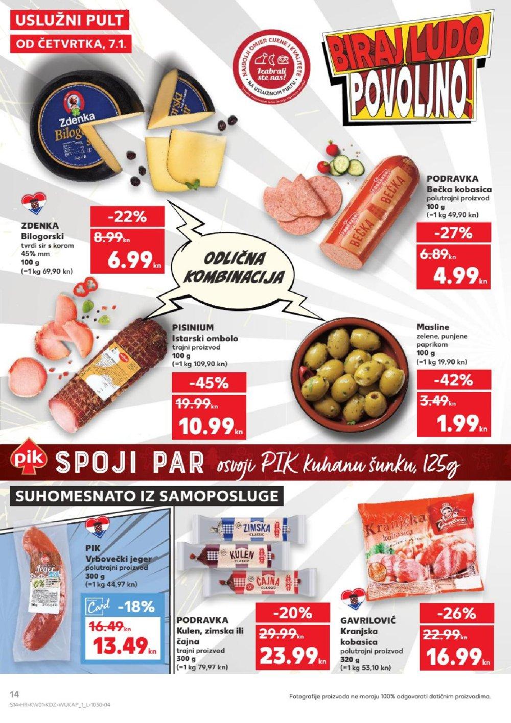 Kaufland katalog Akcija 07.01.-13.01.2021.