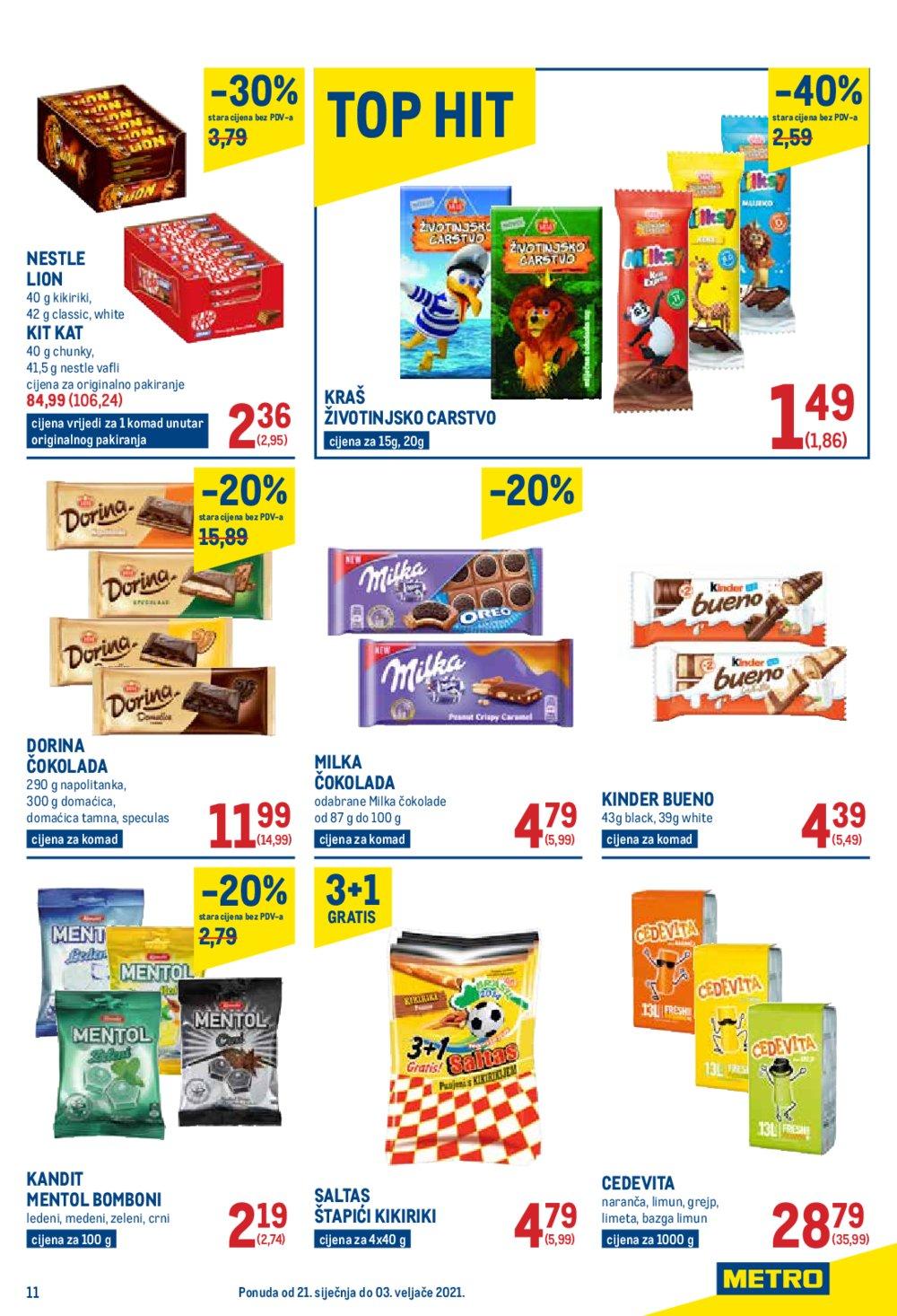 Metro katalog Prehrana 21.01.-03.02.2021.
