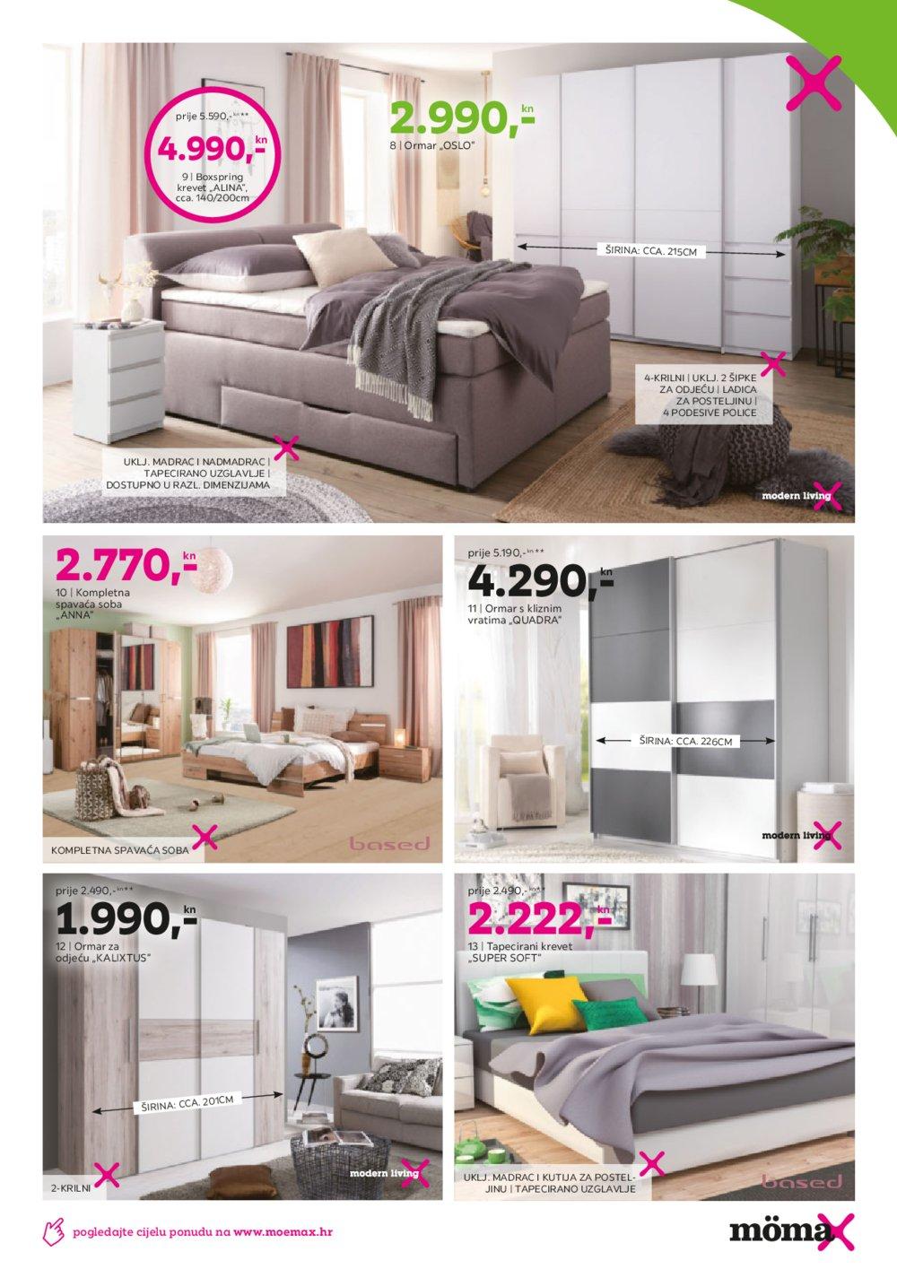 Momax katalog Nova era apartmana 01.02.-30.04.2021.