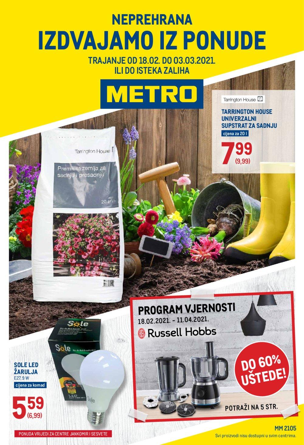 Metro katalog Neprehrana 18.02.-03.03.2021.