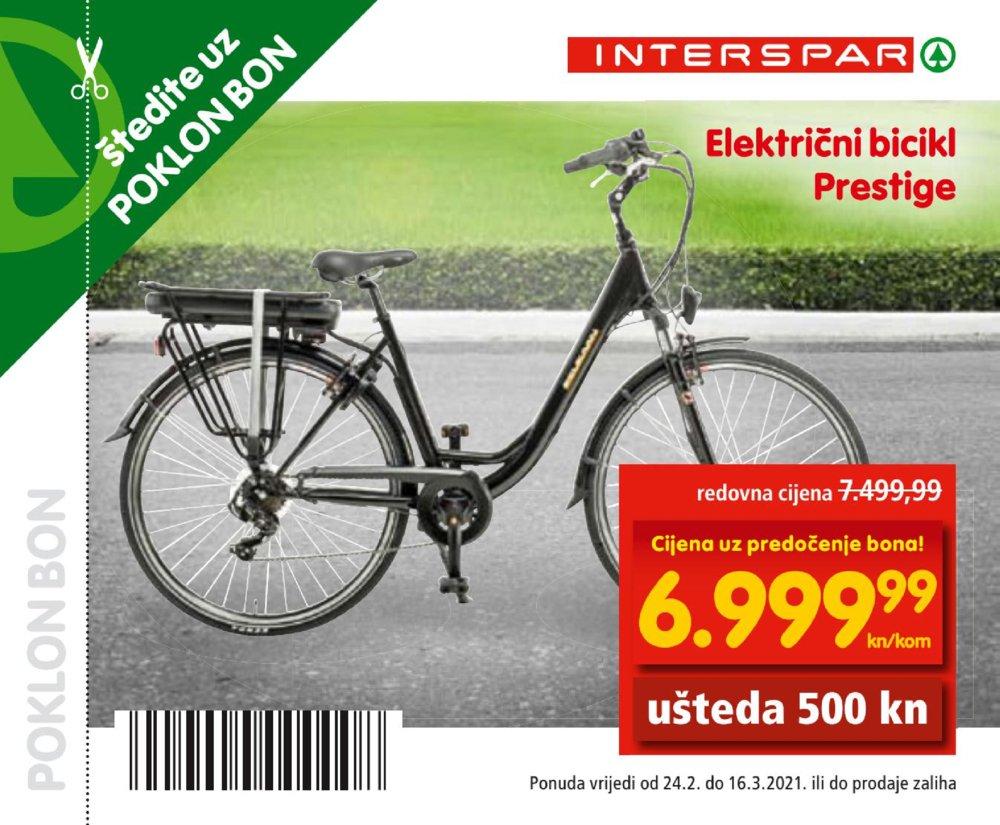 Interspar Katalog Bonovi 24.02.-16.03.2021.