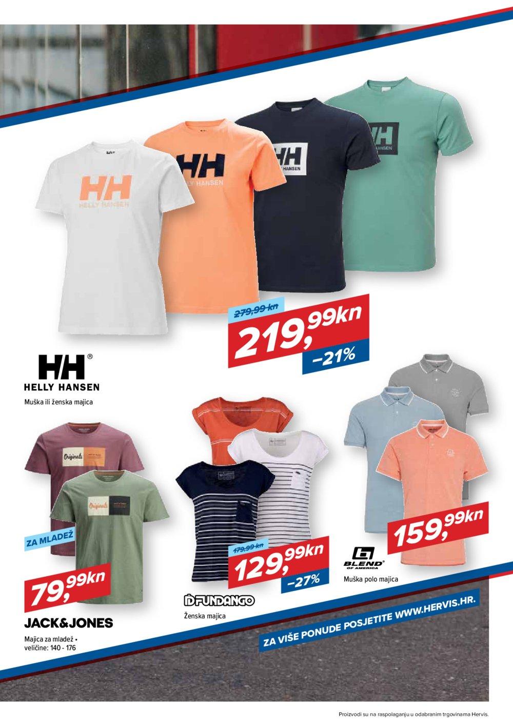Hervis katalog Akcija 09.04.-18.04.2021.