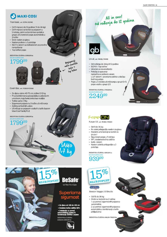 Baby Center katalog Akcija 25.03.-21.04.2021.