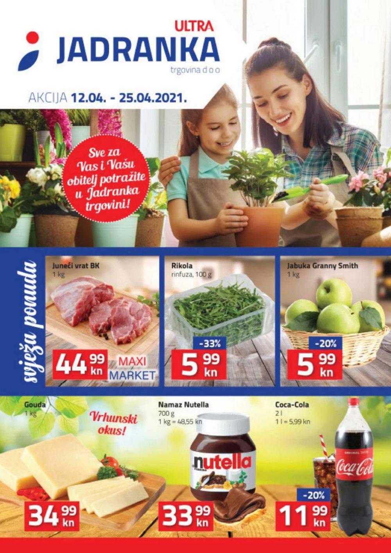 Jadranka katalog Akcija 12.04.-25.04.2021.