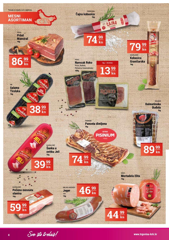 Trgovina Krk katalog Akcija 19.04.-02.05.2021.