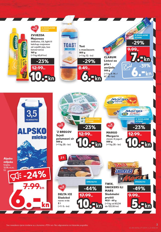 Kaufland katalog Akcija odabrane poslovnice 22.04.-28.04.2021.