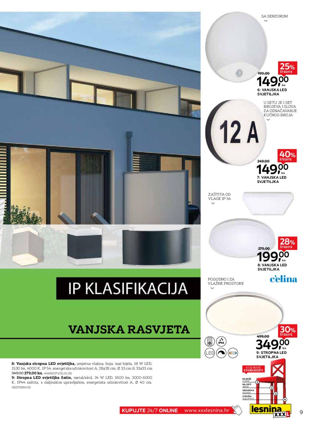 Lesnina katalog Akcija 27.04.-09.05.2021.