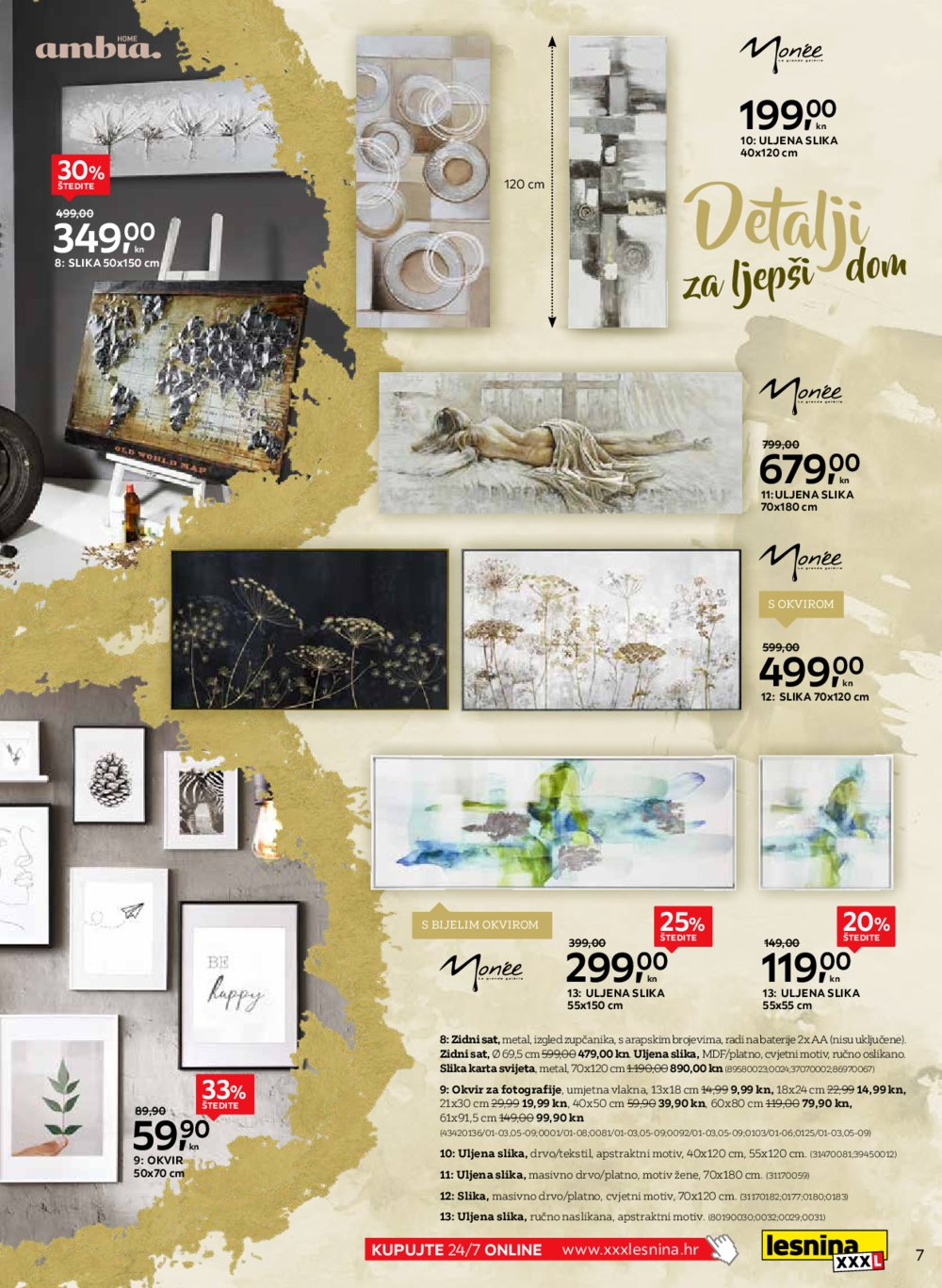 Lesnina katalog Akcija 02.05.-31.05.2021.