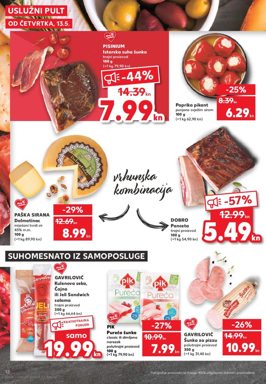 Kaufland katalog Akcija 13.05.-19.05.2021. odabrane poslovnice
