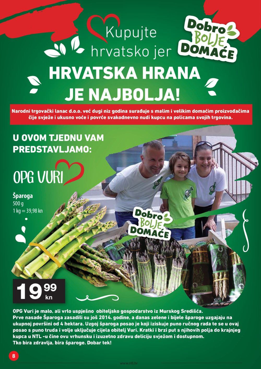 NTL katalog Akcija 13.05.-19.05.2021. Soblinec, Duga Resa, Lučko, Krapina, Zagreb, Varaždin