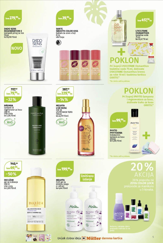 Muller Katalog Akcija Parfumerija 02.06.-16.06.2021.