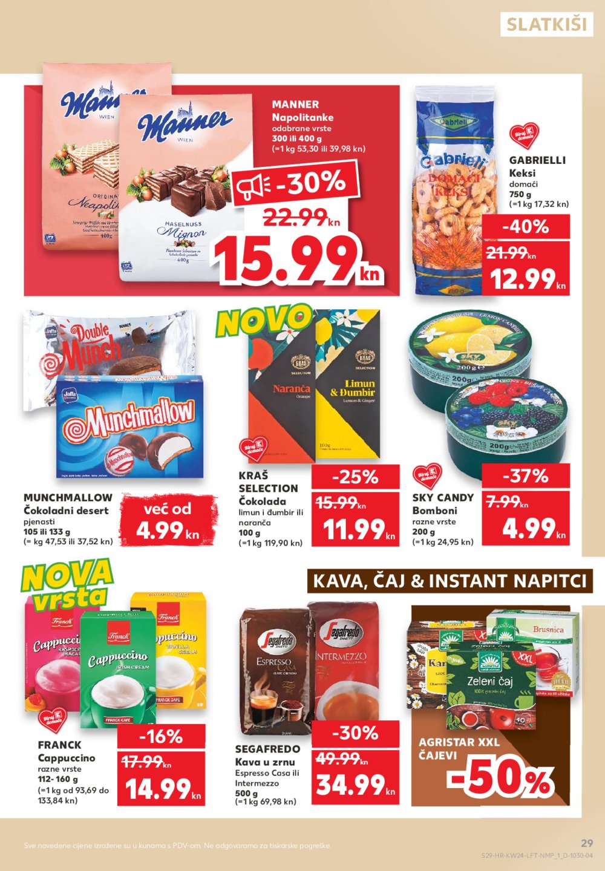 Kaufland katalog Akcija 17.06.-22.06.2021.