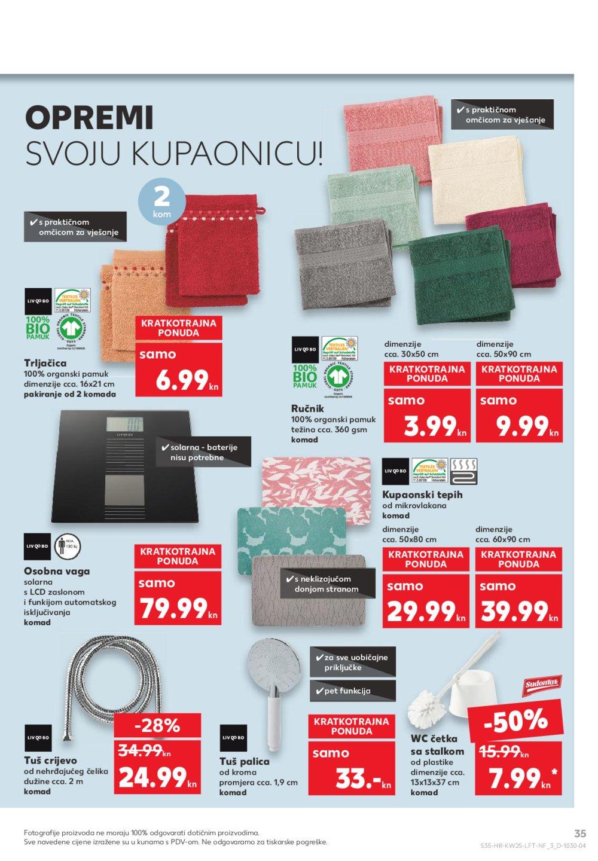 Kaufland katalog Akcija 23.06.-30.06.2021.