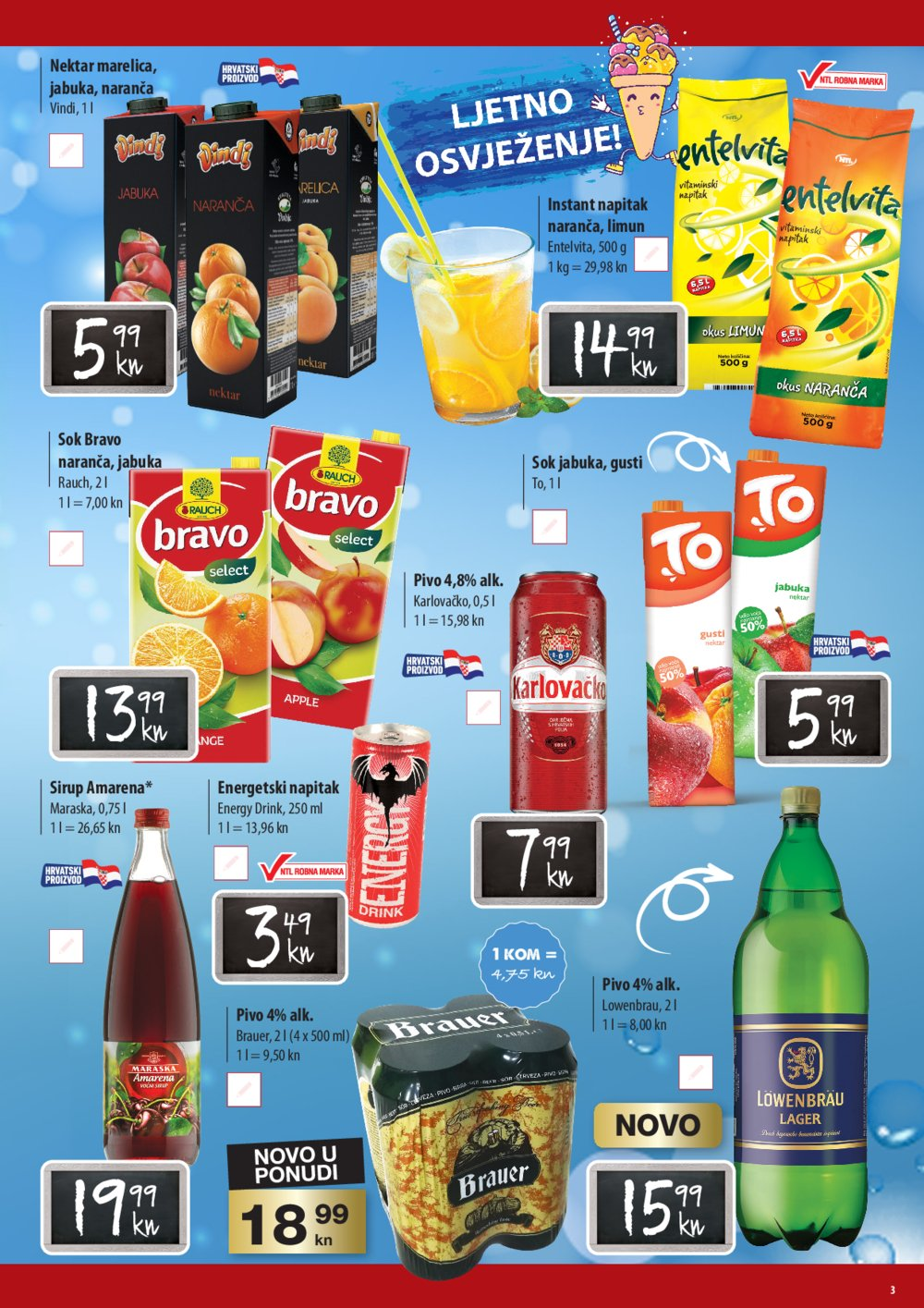 Trgovina Krk NTL Maxi katalog Akcija 01.07.-07.07.2021.