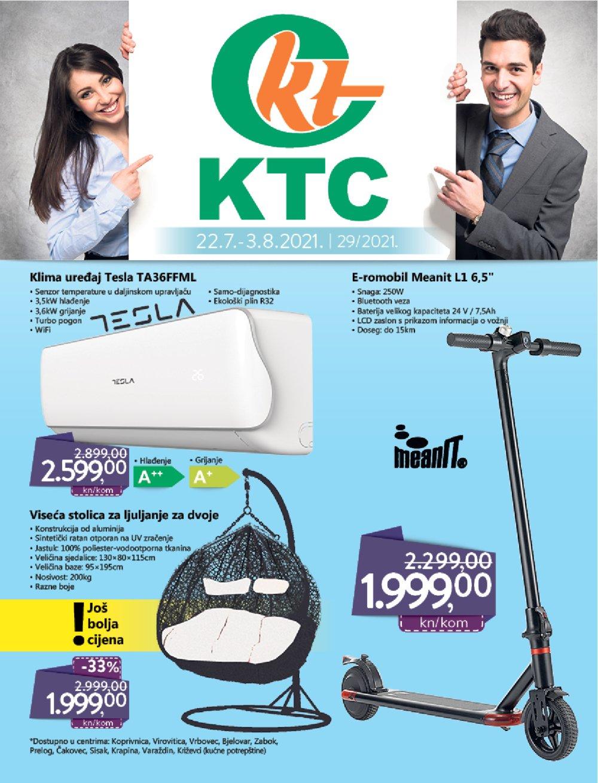 KTC katalog Tehnika 22.07.-03.08.2021.