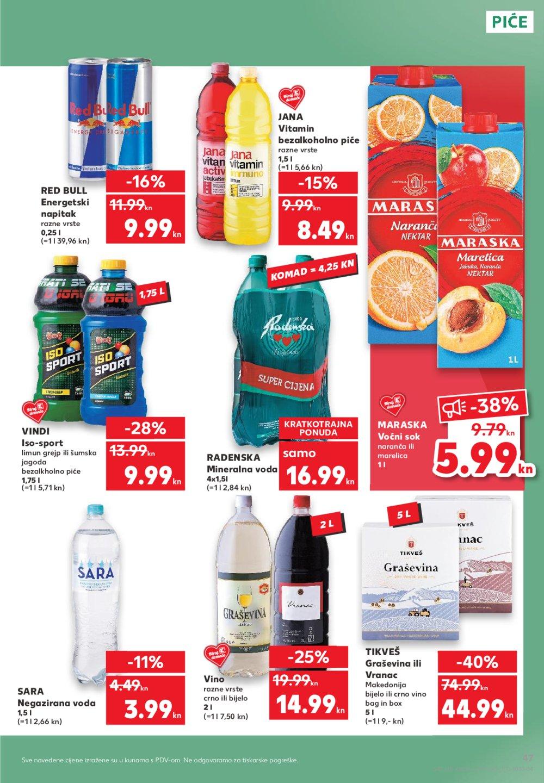 Kaufland katalog Akcija 09.09.-15.09.2021.