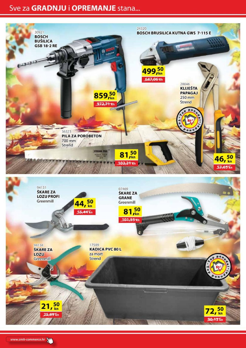 Smit Commerce Katalog Akcija 15.09.-14.10.2021.