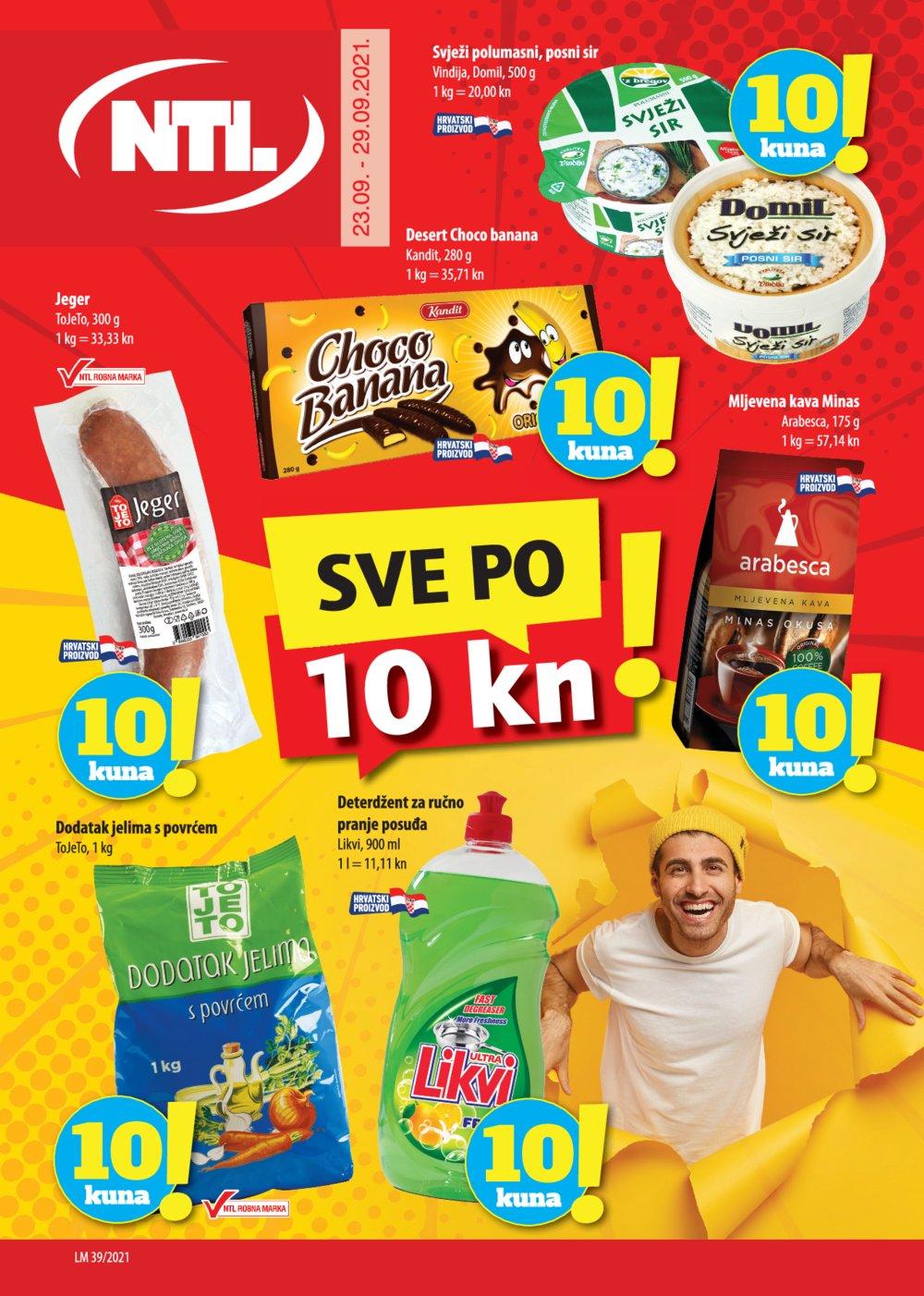 NTL katalog Akcija 23.09.-29.09.2021. Soblinec, Duga Resa, Krapina, Lučko, Zagreb, Varaždin