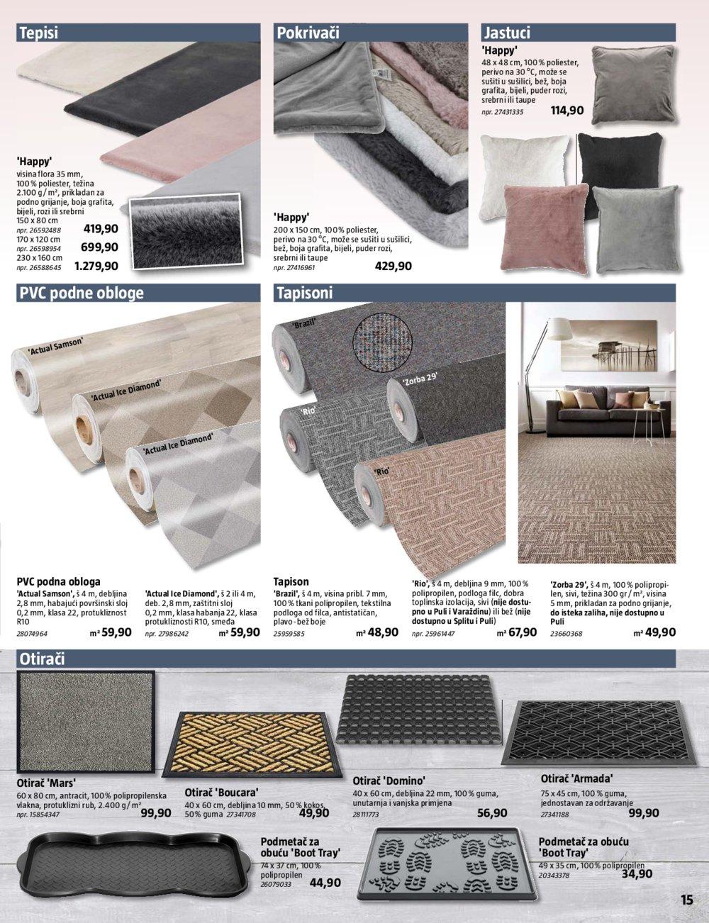 Bauhaus katalog Akcija 30.09.-27.10.2021.