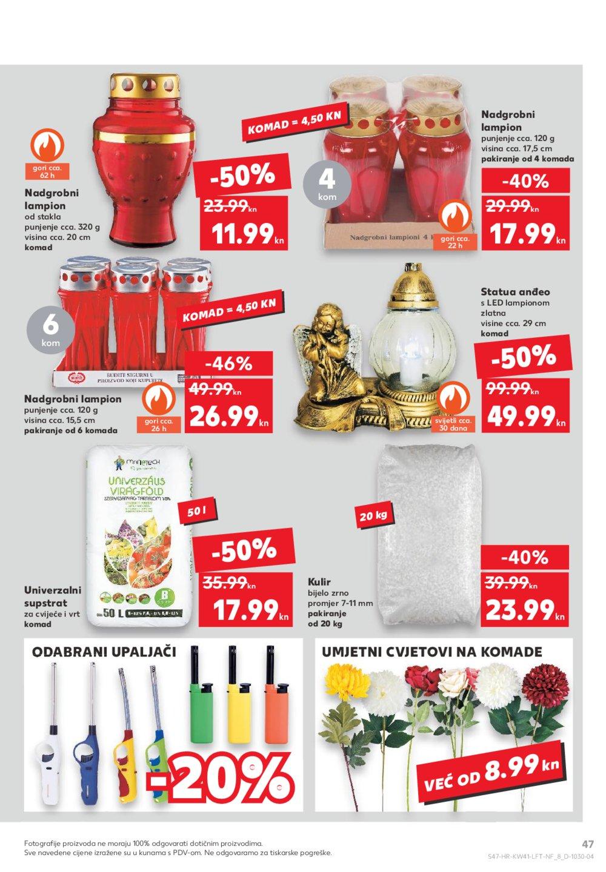 Kaufland Katalog Akcija 14.10-20.10.2021.