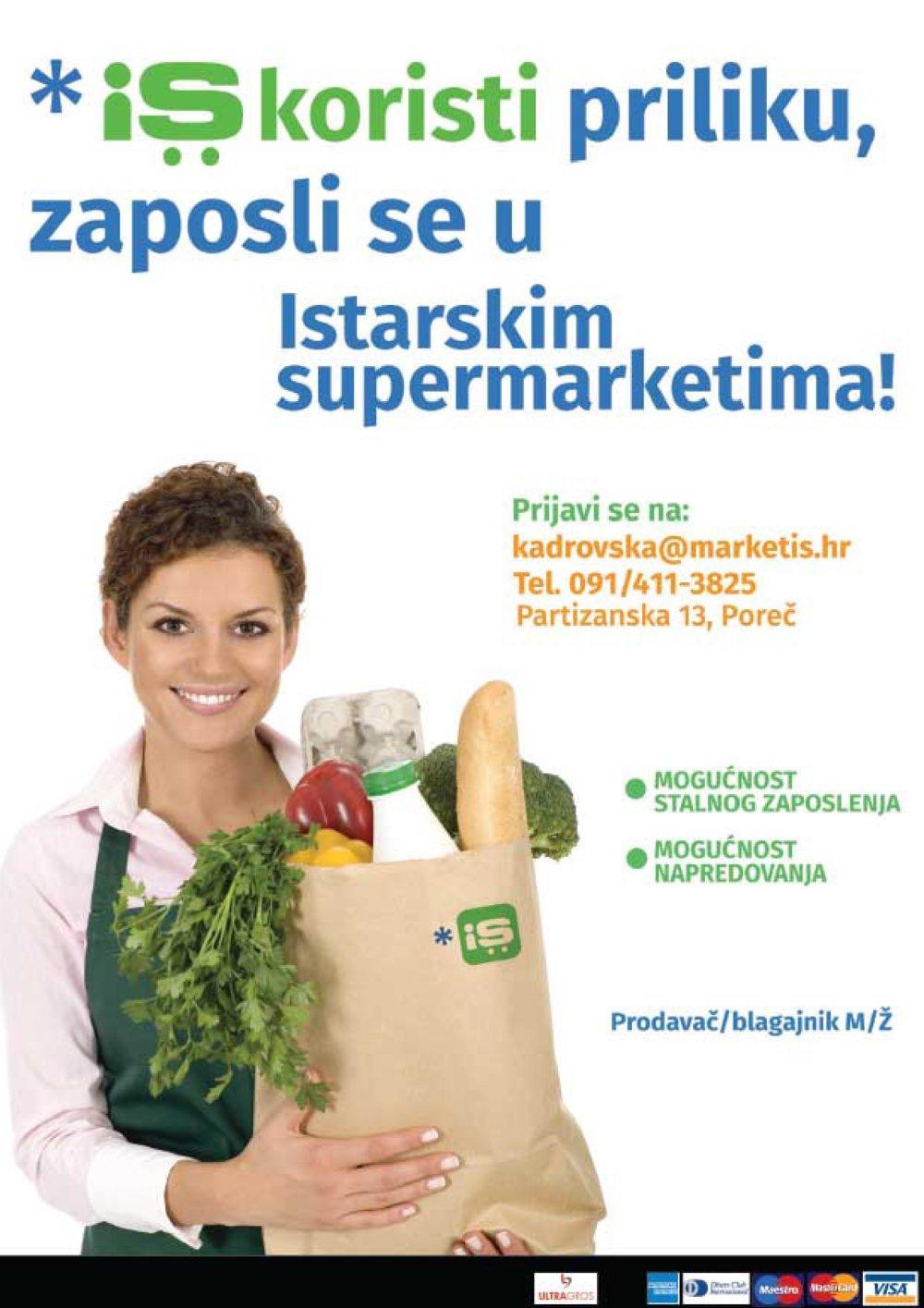 Istarski supermarketi katalog Akcija 08.01.-21.01.2018.