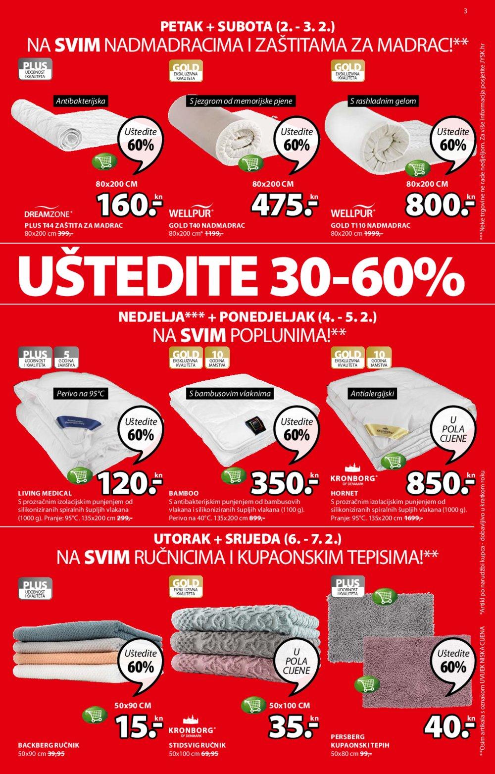 Jysk katalog Akcija 01.02.-14.02.2018.