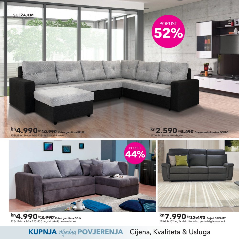 Harvey Norman katalog Proljetno čišćenje do 03.04.2017.