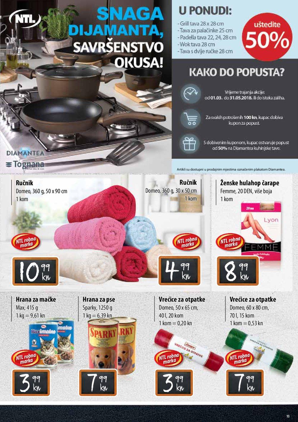 Studenac katalog Akcija 01.03.-14.03.2018.