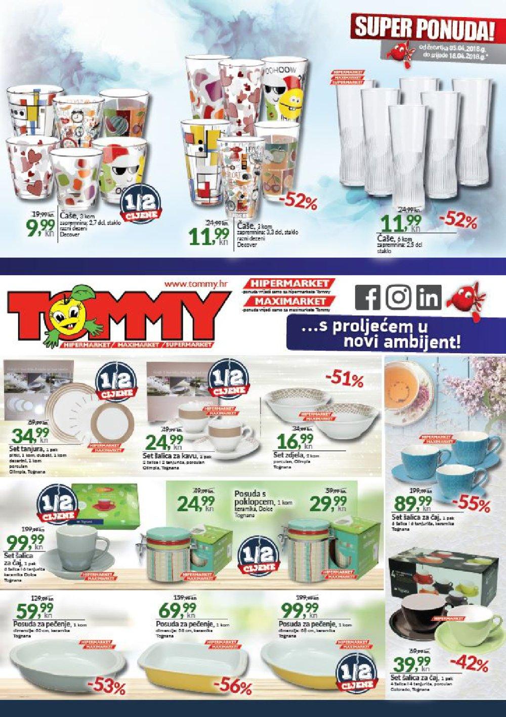 Tommy katalog domaćinstvo 05.04.-18.04.2018.