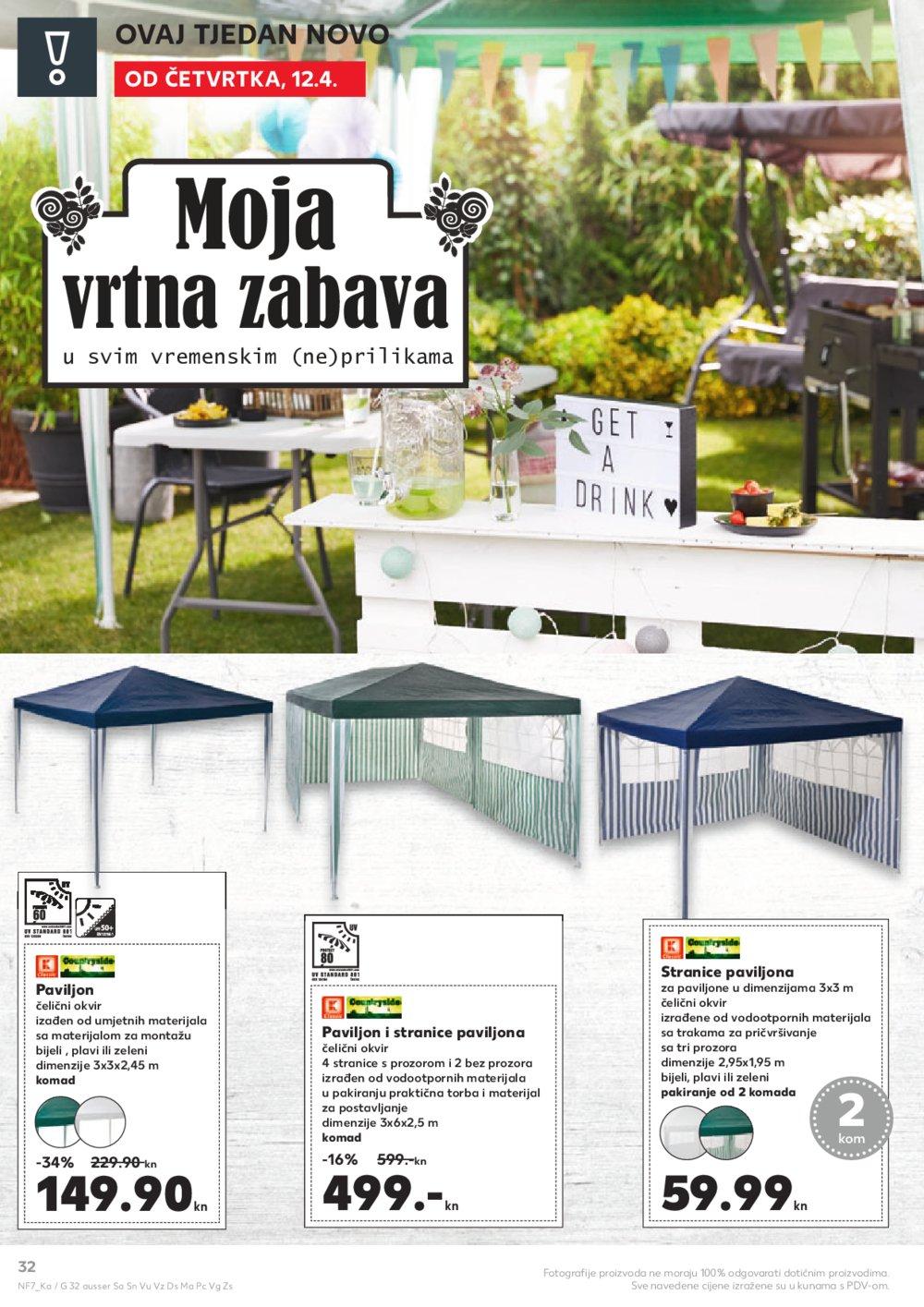 Kaufland katalog Akcija 12.4.-18.4.2018. Čk Sa Sn Vu Vz Ds Ma Pc Vg Zs