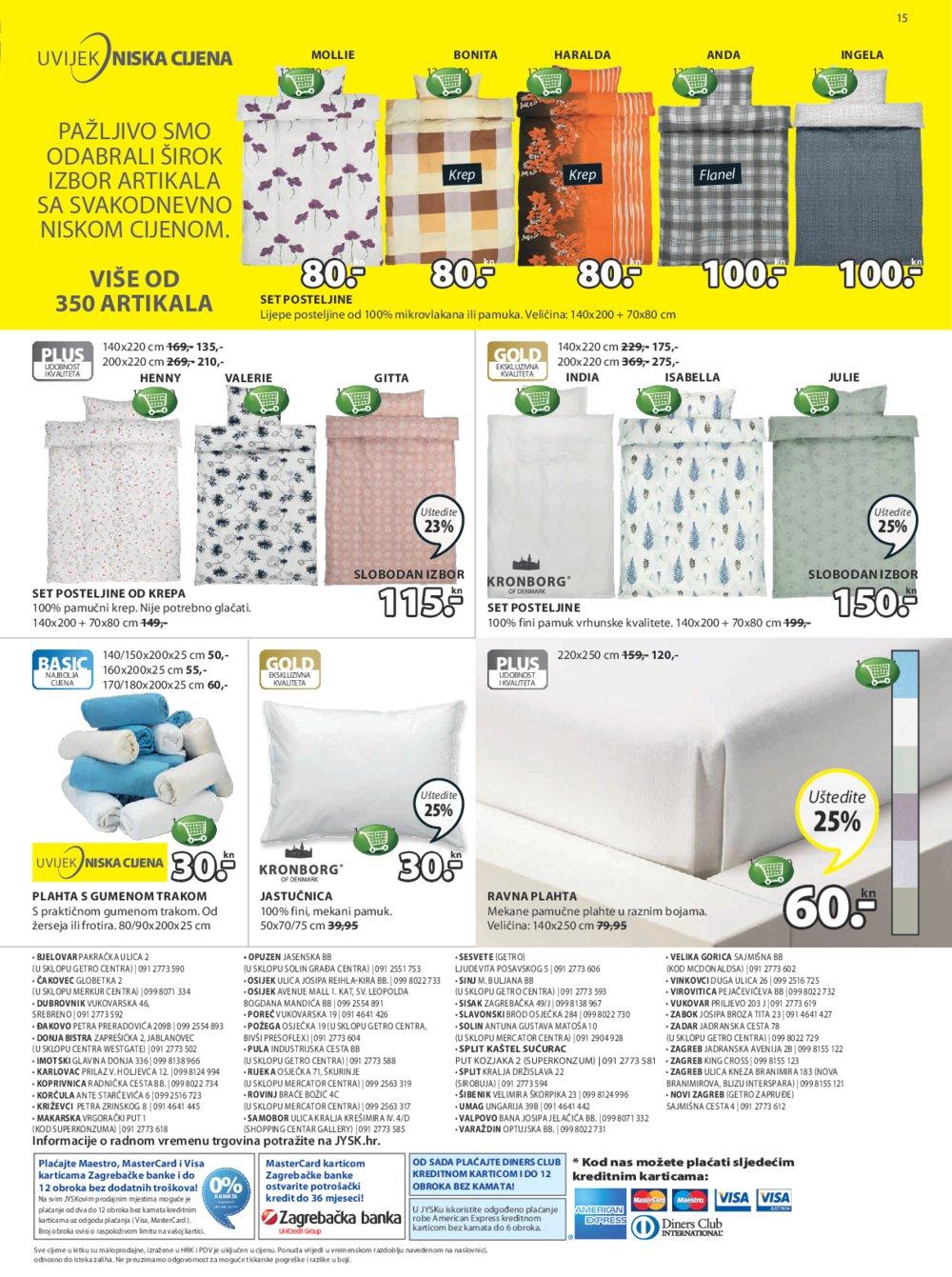 Jysk katalog Rasprodaja i ostale izvrsne ponude 06.07.-19.7.2017.