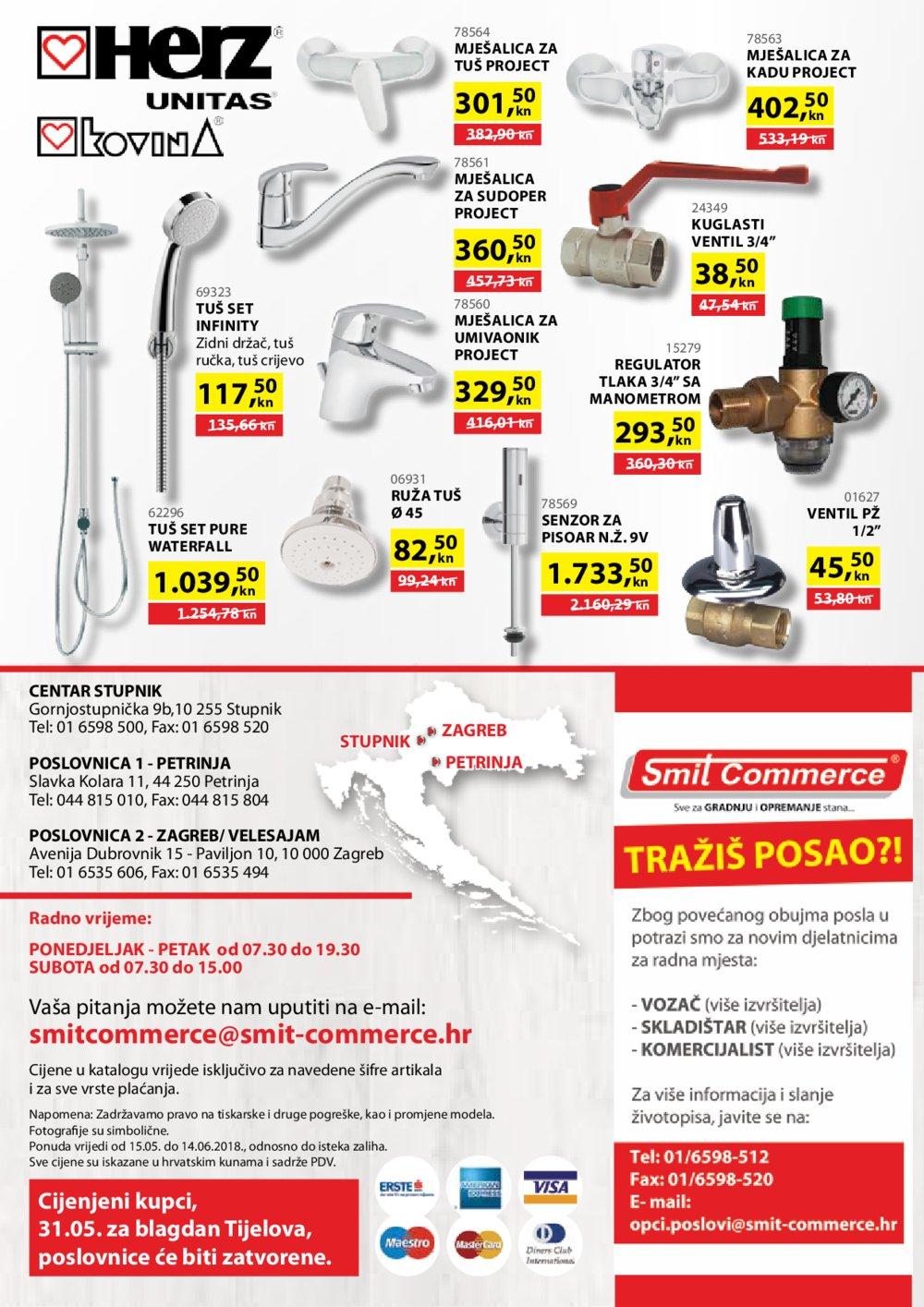 Smit Commerce katalog Akcija 15.05.-14.06.2018.