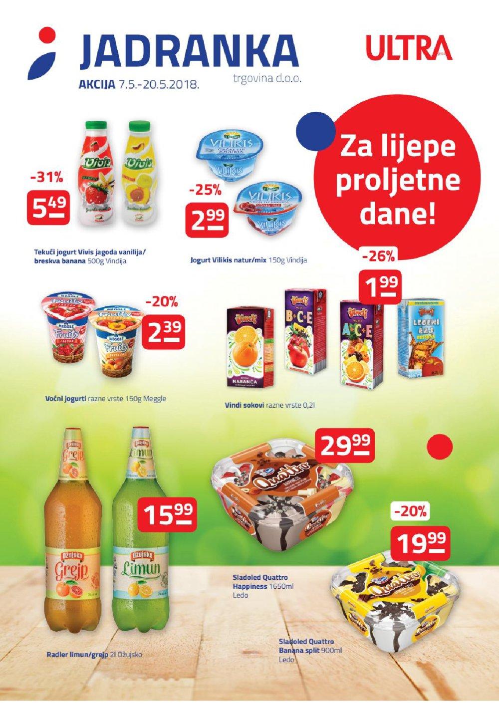 Jadranka katalog Akcija 07.05.-20.05.2018.