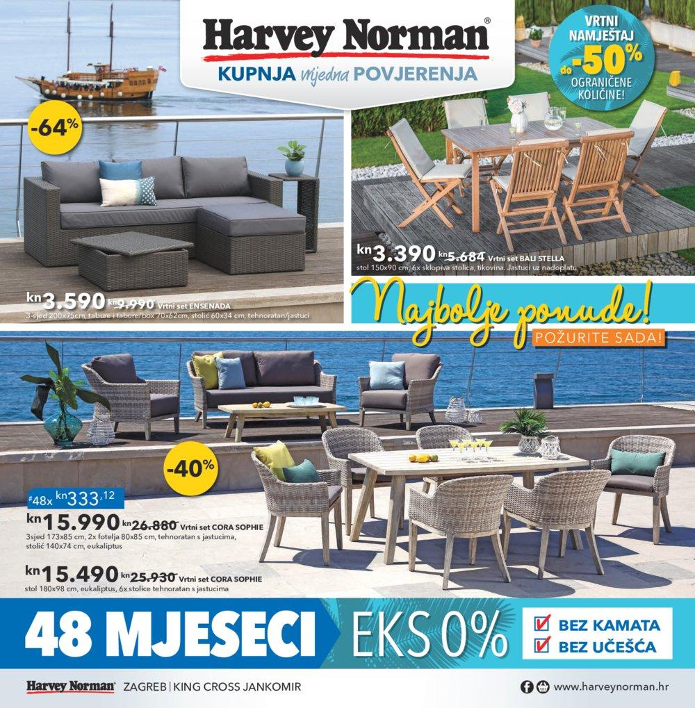 Harvey Norman katalog Bezbrižno ljeto 11.07.-01.08.2017.