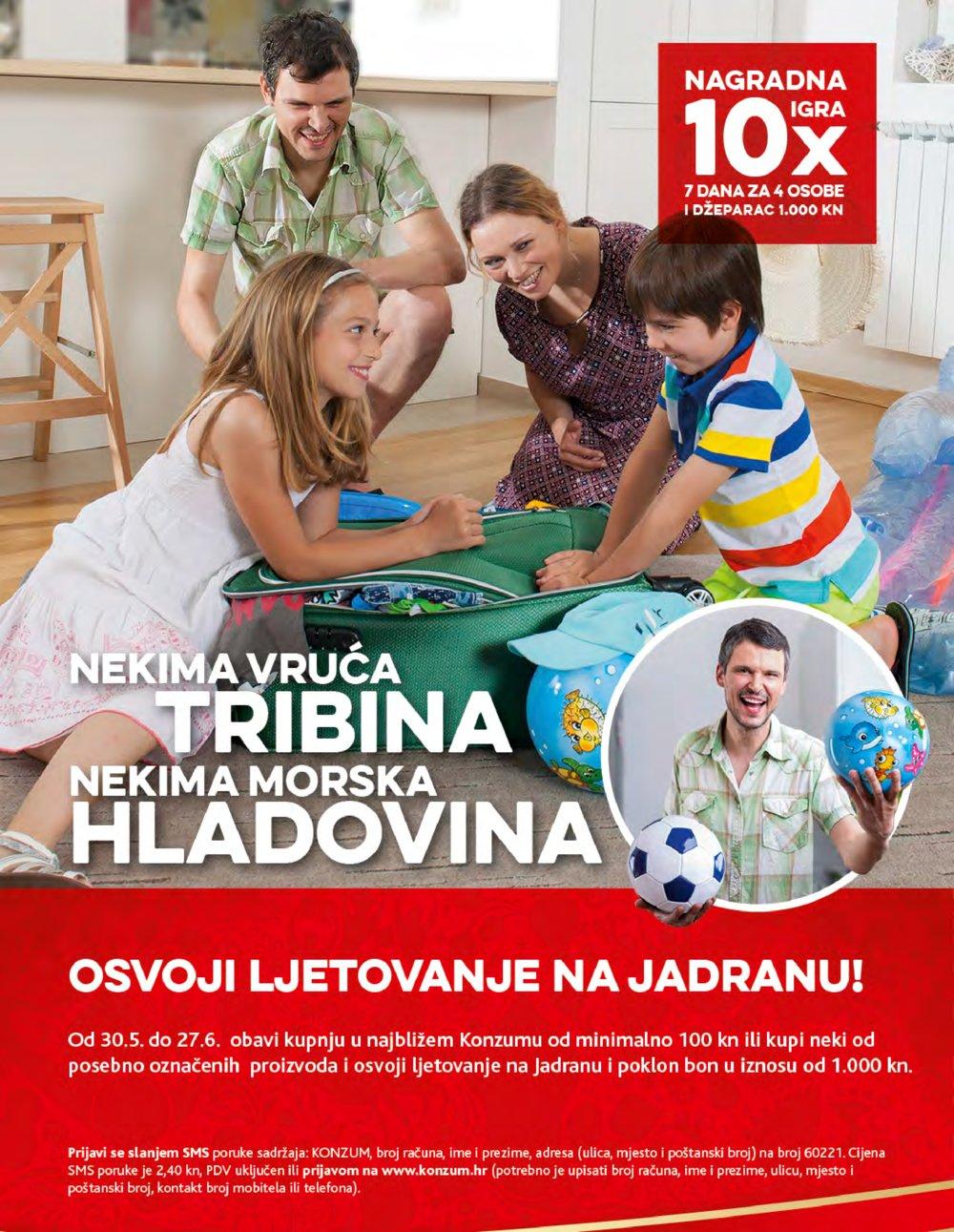 Konzum katalog Nogometna euforija 07.06.-20.06.
