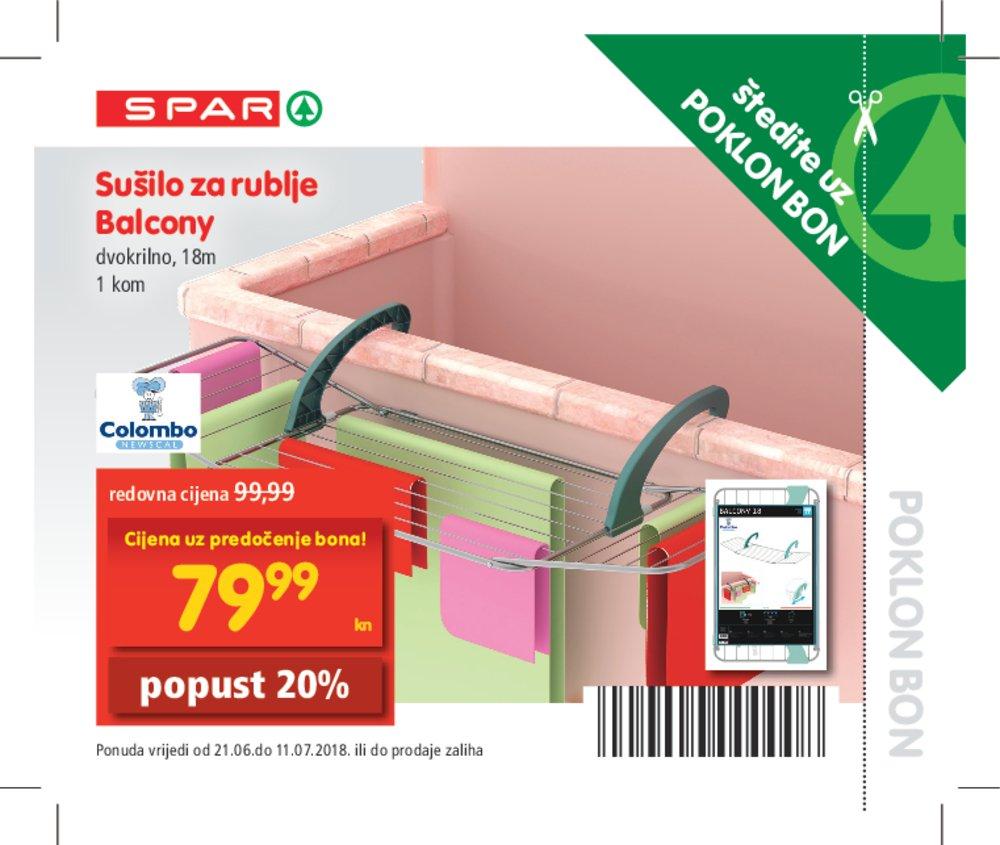 Spar katalog Bonovi 21.06.-11.07.2018.