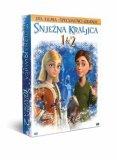 DVD Crtani film Snježna kraljica 1 i 2